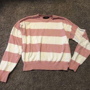 Forever 21 stripes sweater